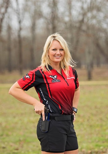 Competitive shooter Mandy Bachman is Propper's new female Brand Ambassador. (Photo: Propper)
