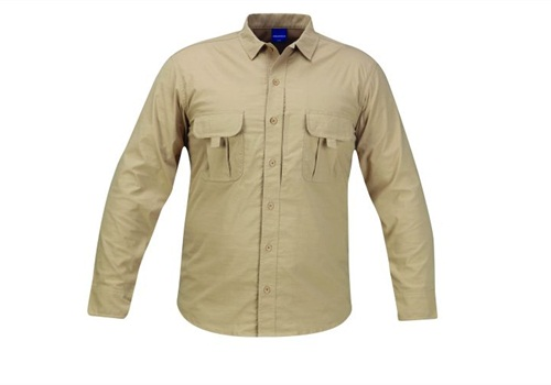 Propper's Summerweight Tactical Uniform includes this long-sleeve tactical shirt. (Photo: Propper)