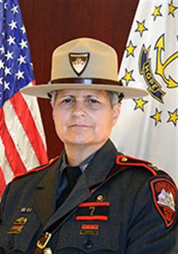 Col. Ann Assumpico (Photo: Rhode Island State Police)