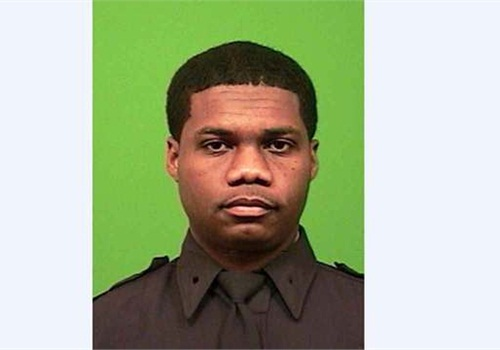 NYPD Officer Randolph Holder (Photo: NYPD)