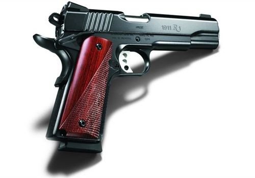 Remington Introduces 1911 R1 Carry Pistol - Weapons - POLICE Magazine