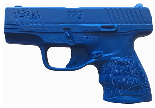 Walther PPS M2 Bluegun training pistol replica (Photo: Ring's Manufacturing)