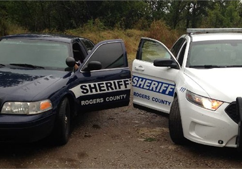 Photo: Rogers County (OK) Sheriff's Office Facebook page