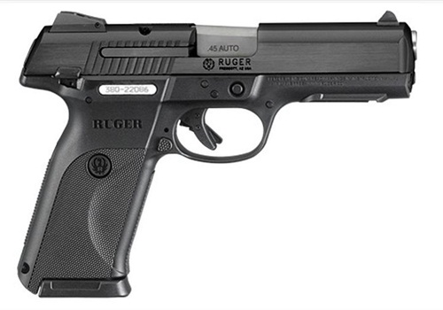 Ruger Introduces Sr45 Pistol Weapons Police Magazine