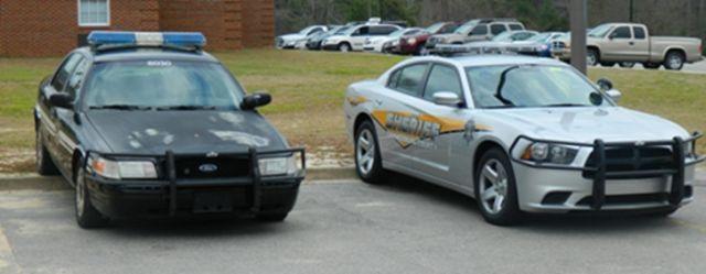 Photo:Orangeburg County (S.C.) Sheriff