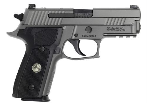 SIG Legion P229 DA/SA (Photo: SIG Sauer)