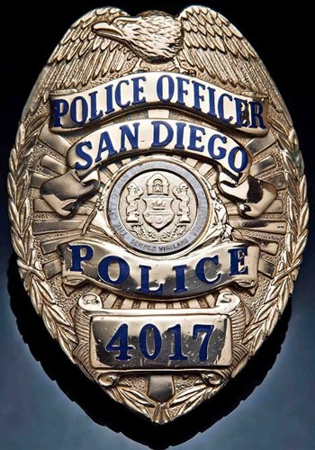 Photo: San Diego PD Facebook page