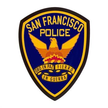 Photo: San Francisco PD/Facebook
