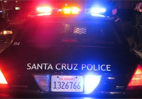 Photo via Santa Cruz PD.