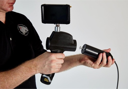 SASRAD's Neoteric Videoscope