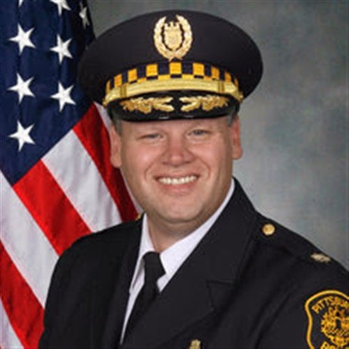 Chief Scott Schubert (Photo: Pittsburgh Bureau of Police)