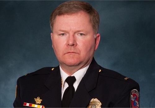 Oak Creek (Wis.) P.D.'s Lt. Brian Murphy