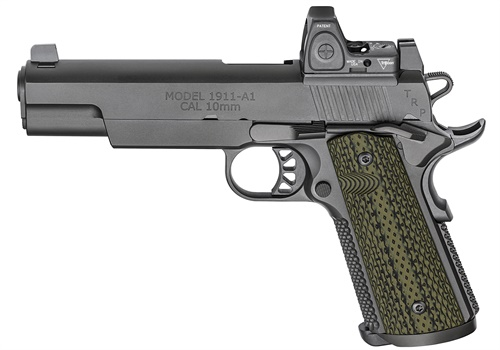 Springfield Armory's 1911 TRP 10mm RMR is available in two models. (Photo: Springfield Armory)