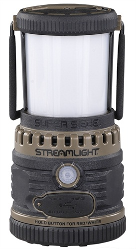 Streamlight's Super Siege Lantern (Photo: Streamlight)