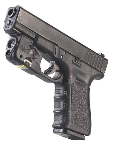 Streamlight's TLR-6 weapon light for use with non-rail 1911 firearms (Photo: Streamlight)