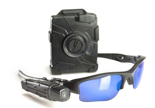 Fort Worth PD uses TASER AXON Flex cameras. 