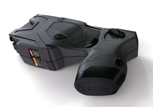 TASER's X2 CEW. Photo courtesy of TASER.