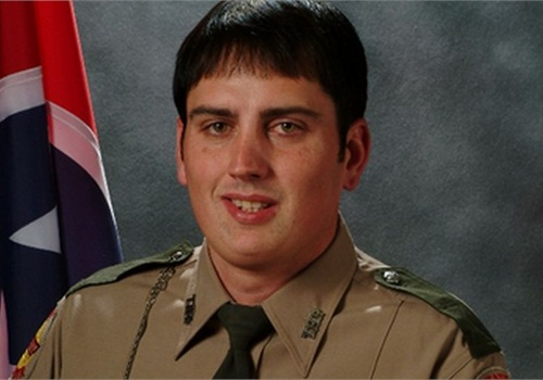 Sgt. Lowell Russell. Photo: THP
