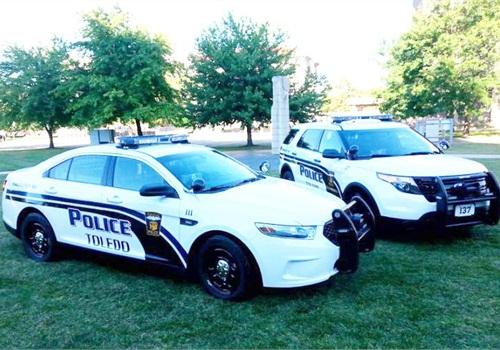 Photo courtesy of Toledo PD.