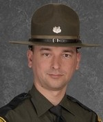 Trooper First Class J.J. Cornelius is expected to make a full recovery from his injuries. (Photo: West Virginia State Police)