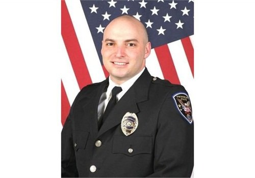 Officer Joshua Miktarian's killer is scheduled to be executed. Photo: Facebook