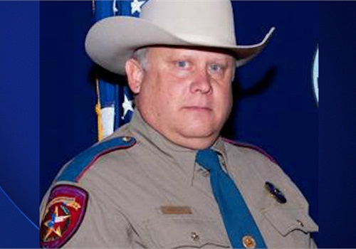 Sgt. Karl Keesee was a 25-year veteran of Texas DPS. (Photo: Texas Department of Public Safety)