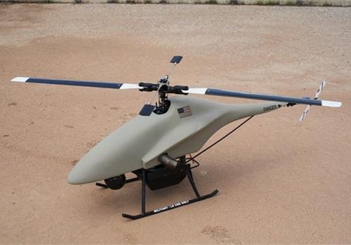Vanguard Defense Industries produces its MK line of drones for law enforcement. Photo: Vanguard