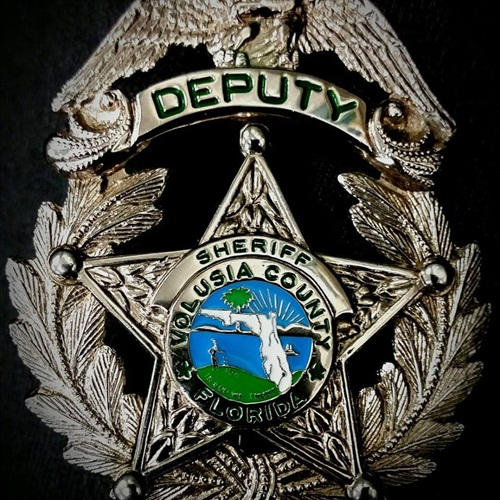 Photo: Volusia County (Fla.) Sheriff's Office Facebook page