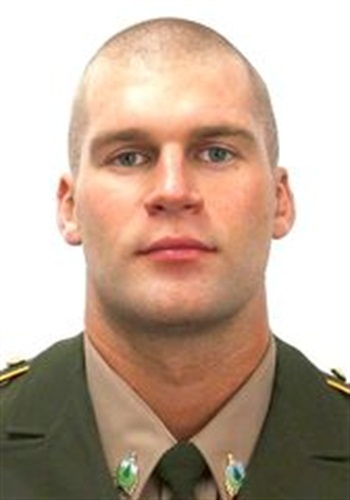 Vermont Trooper Kyle Young died after collapsing during training.