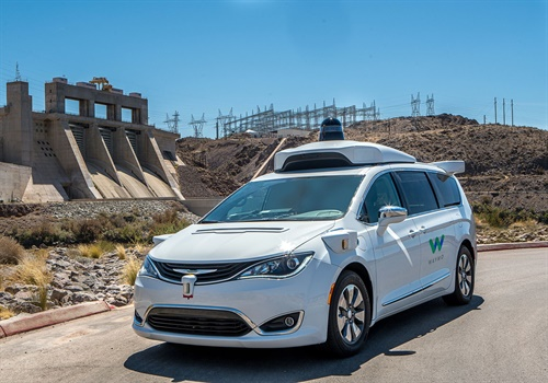 "Waymo—the manufacturer of ""driverless cars"" now in testing in select cities across the country—recently issued a report entitled ""Waymo Safety Report—On the Road to Fully Self-Driving,"" in which the company provides information a variety of aspects of its public safety policies. Image courtesy of Waymo / Facebook."