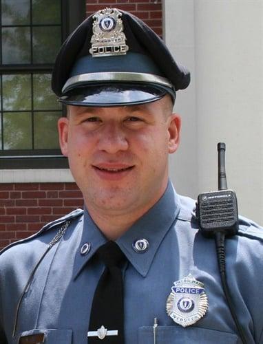 Officer Michael Lee (Photo: Webster PD/Facebook)