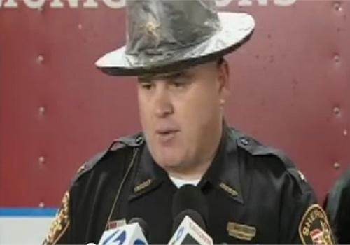 MuskingumCounty (Ohio) Sheriff MattLutz