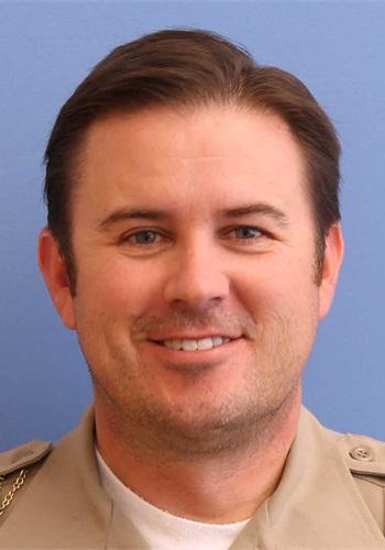 Sgt. Cory Wride (Photo: Utah County Sheriff's Office)