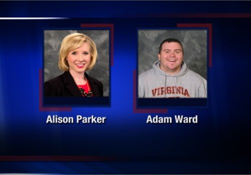 ReporterAlison Parker and videographer Adam Ward (Photo: WDBJ7)