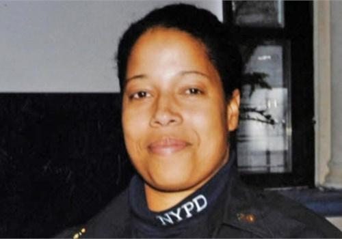 OfficerJessenia Guzman (Photo: NYPD)