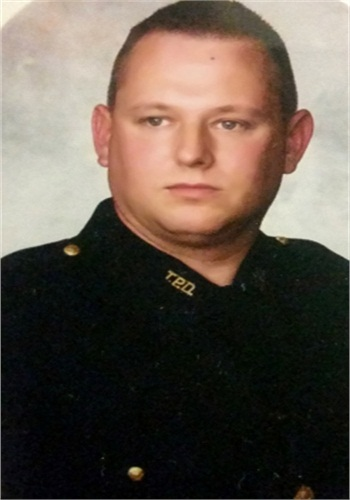Officer Chad Klein (Photo: Troy PD)