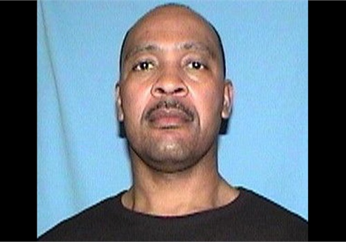 Two FBI officers were shot serving a warrant on Melvin Toran Tuesday. Toran (pictured) is a reputed leader of the Black P Stone Nation gang. He was found dead at the scene. (Photo: Illinois Department of Corrections)