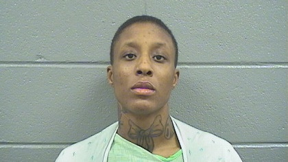Deangela Eaton faces two counts of attempted first-degree murder of a police officer in the shooting of a Chicago officer. (Photo: Cook County Sheriff)