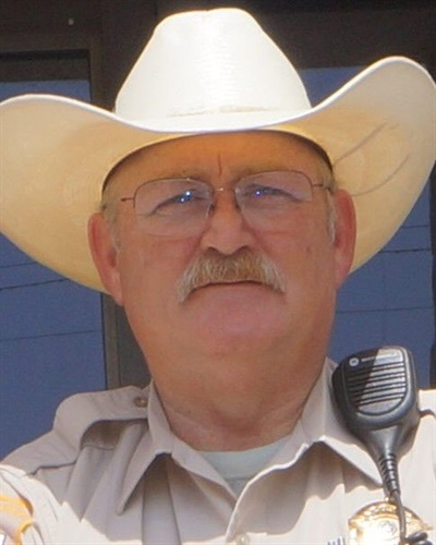 Deputy Mark Cox died of a heart attack. Image courtesy of ODMP.