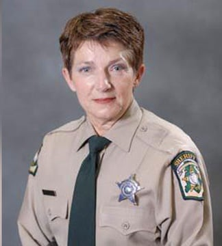 Mecklenburg County (NC) Sheriff's Deputy Sylvia Deese died Sunday after experiencing a medical problem while working off duty Friday. (Photo: Mecklenburg County SO)