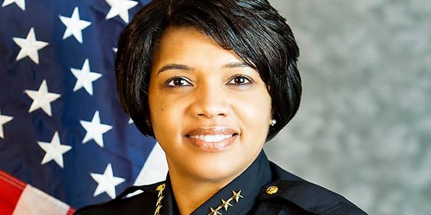 <p>Phoenix media is reporting that Jeri Williams, a former assistant chief of the Phoenix Police Department and current police chief of Oxnard, CA, will soon be named the department's new chief. (Photo: Facebook)</p>