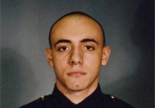 Officer Melvin Santiago (Photo: Jersey City PD)