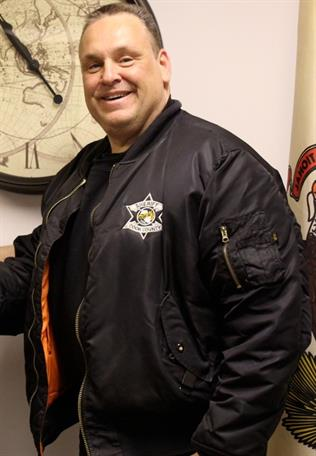 Cook County (IL) Sheriff's Deputy Joe Fiorentino has been nominated for HAIX Hero of the Month for October. (Photo: Provided by Joe Fiorentino)