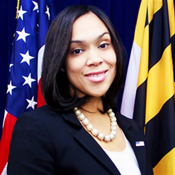 Baltimore City States Attorney Marilyn Mosby (Photo: Official Photo)