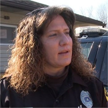 Officer Melissa Ruch (Photo:West Penn Township PD)