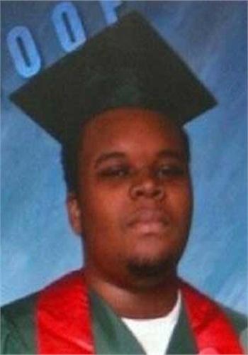 Mike Brown's high school graduation photo. (Photo: Social Media)