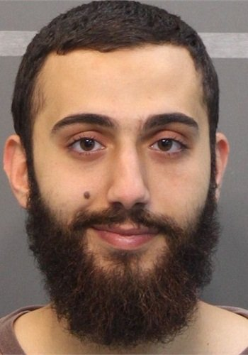 Mohammad Youssef Abdulazeez in his April booking photo after a DUI arrest. (Photo: Hamilton County Jail)