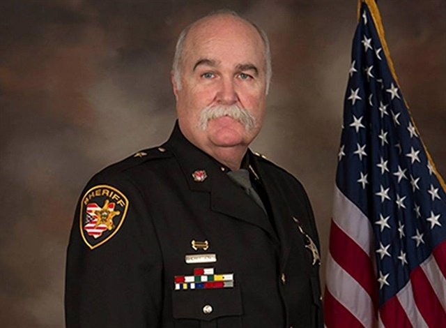 Butler County Sheriff Richard K. Jones (Photo: Butler County SO)