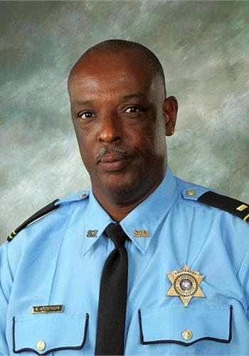 Lt. Nolan Anderson (Photo:St. Johnthe Baptist Parish Sheriff's Office)