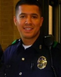 "Officer Patrick Zamarripa was killed in the July 7 downtown Dallas sniper attack. His father is suing Black Lives Matter and others for ""inciting"" the attack. (Photo: ODMP.org)"